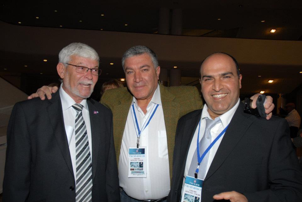 ערב הצדעה ייחודי לחברי הארגון בבנייני האומה בירושלים